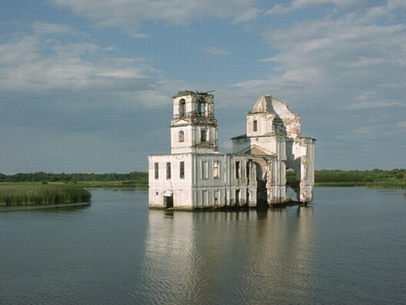 The Nativity Church, Russia