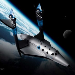 virgin galactic space ship two