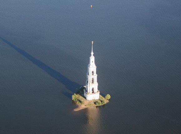 7 Bangunan Megah Yang Kini Tenggelam [ www.BlogApaAja.com ]