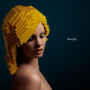 Lego Wig for Fashion