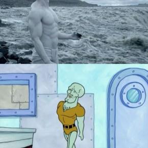 Prometheus Spongebob
