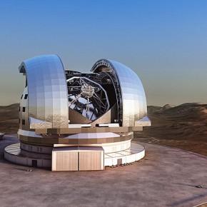 Teleskop Raksasa ESO