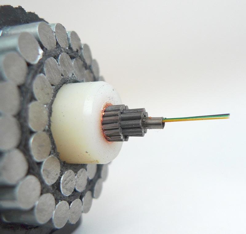 fibre optic undersea submarine cable