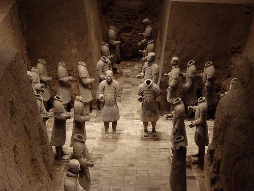 Qin Shi Huangdi Mausoleum