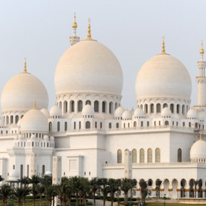 Sheikh Zayed Grand Mosque UAE