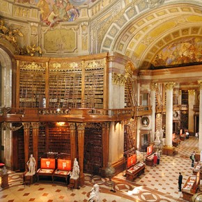 the most beautiful libraries