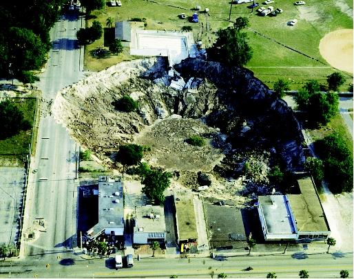 winter park florida sinkhole