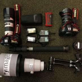 Peralatan Fotografi Apa Saja yang Dibawa oleh Fotografer Olimpiade?