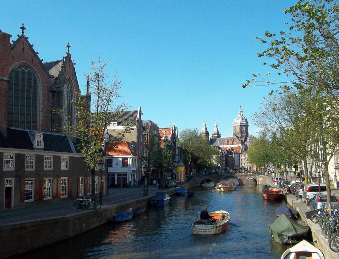 Utrecht Canal