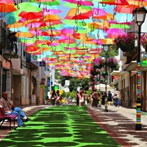 Floating Umbrella