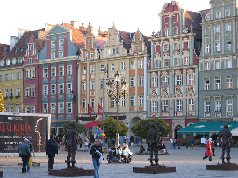 Wroclaw Poland