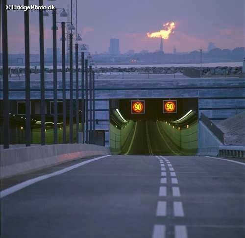 jembatan oresund terowongan
