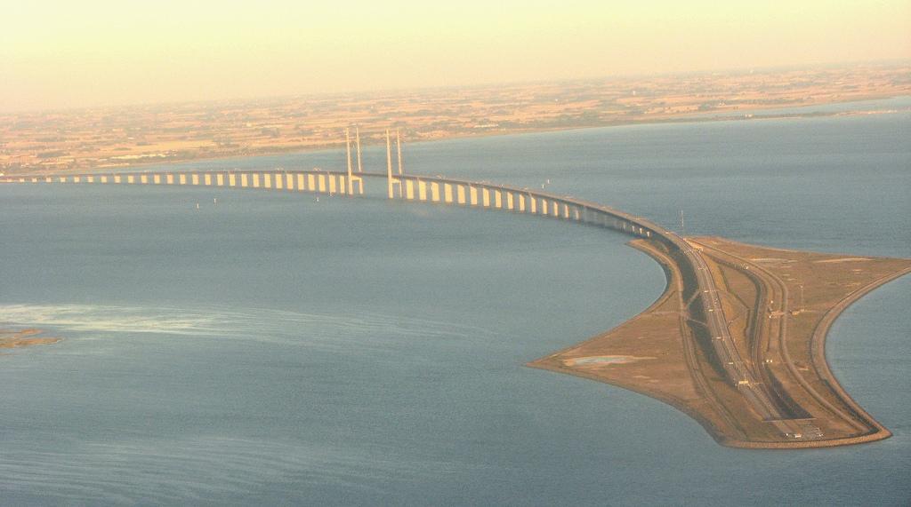 jembatan swedia denmark