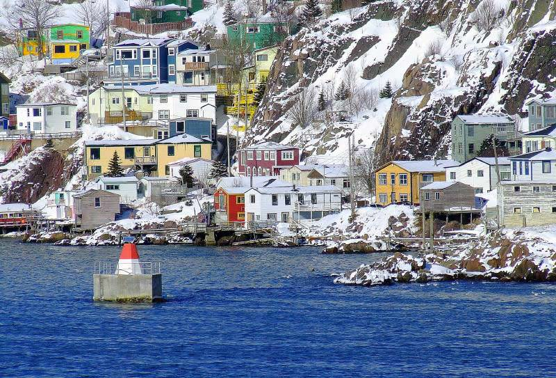 St. John's Newfoundland Canada