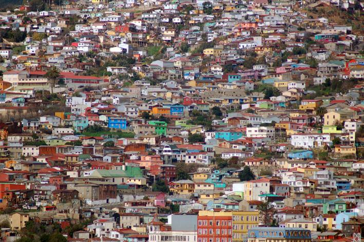Valparaiso Paisaje Chile