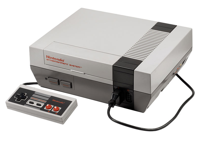 NES Console Set