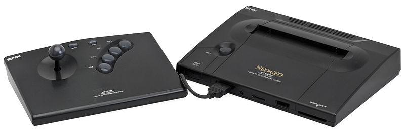 Neo Geo Console Set