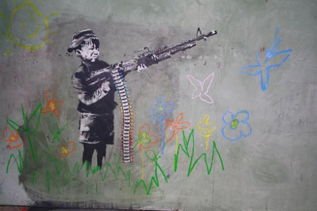 Seni Menghidupkan Graffiti 04