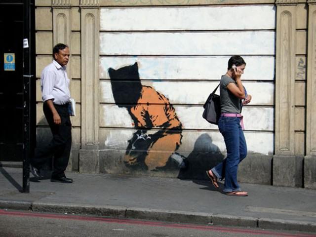 Seni Menghidupkan Graffiti 10