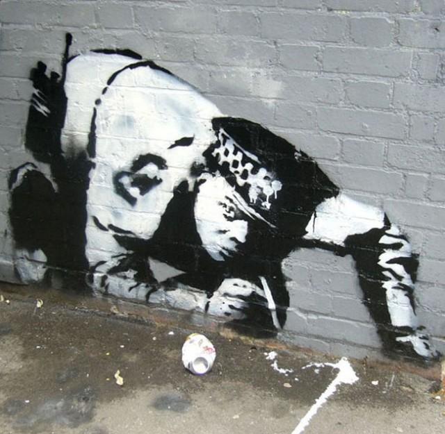 Seni Menghidupkan Graffiti 12