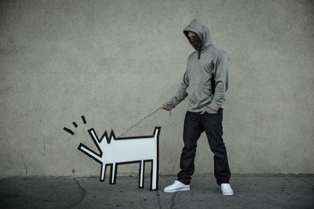 Seni Menghidupkan Graffiti 19