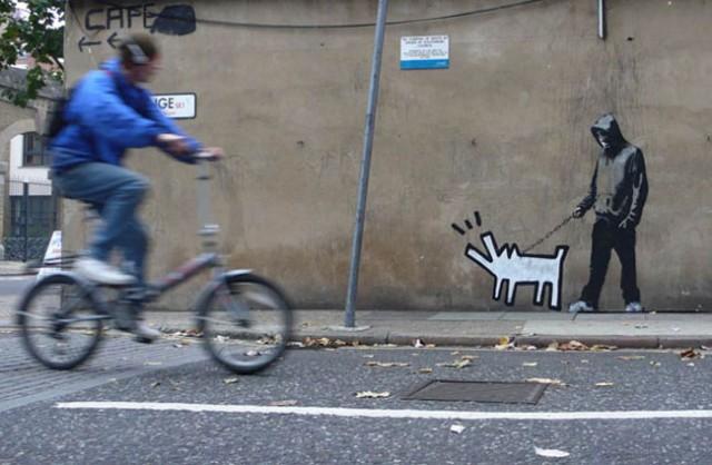Seni Menghidupkan Graffiti 20