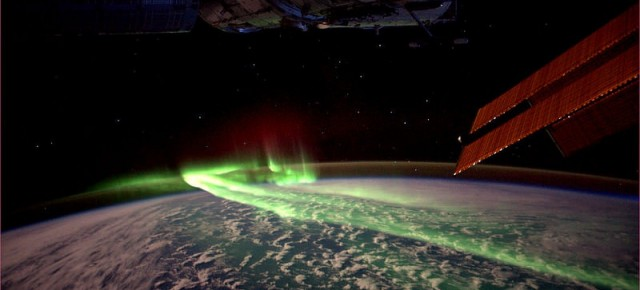 Foto-Foto Menakjubkan Bumi yang Diambil dari ISS