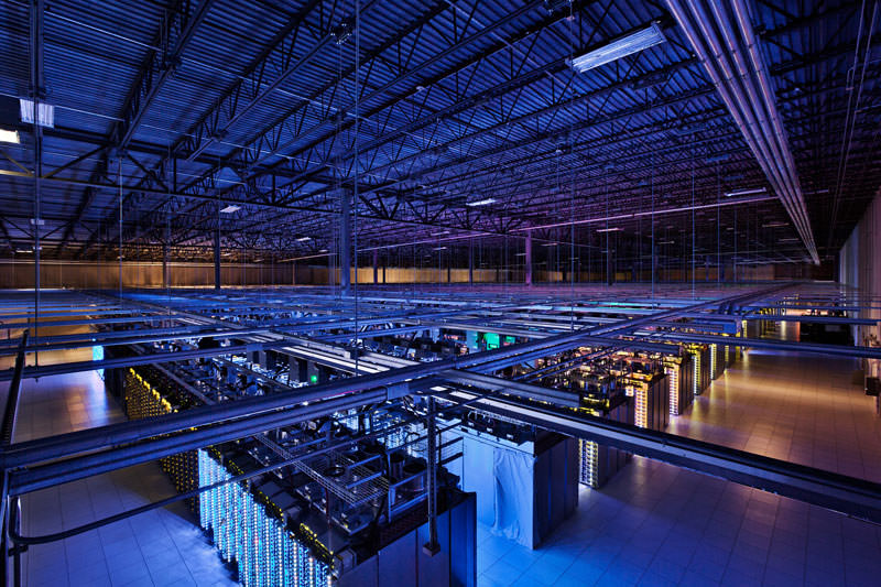google data center council bluffs