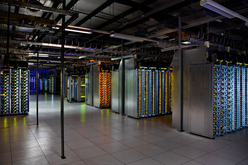 google data center oregon