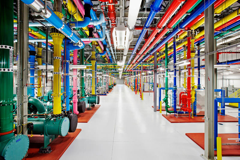 google data center georgia
