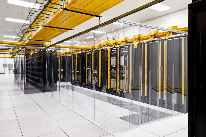 google data center network room council bluffs iowa