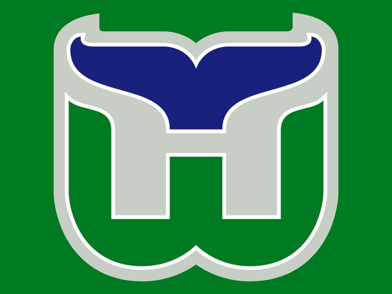 simbol tersembunyi dalam logo hartford whalers