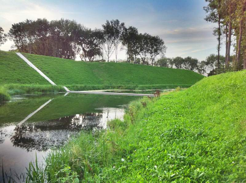 moses bridge netherlands 11