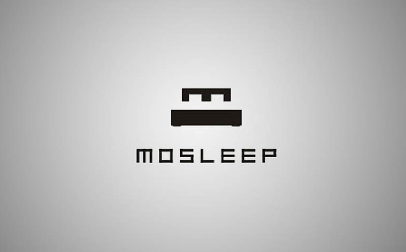 simbol tersembunyi dalam logo mosleep