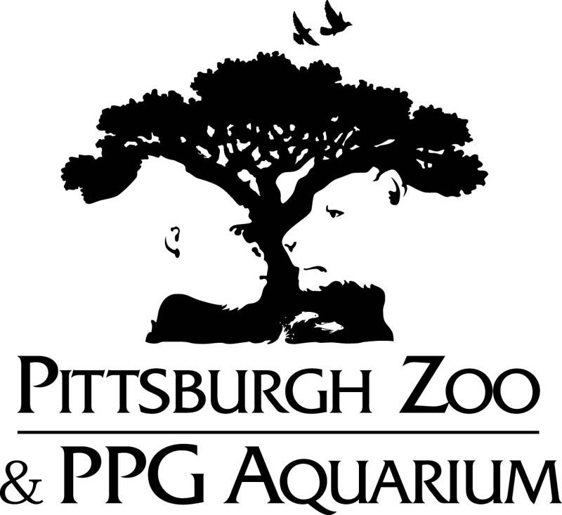 simbol tersembunyi dalam logo pittsburgh zoo and ppg aquarium