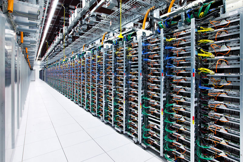 google data center oklahoma