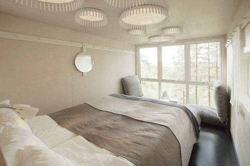 hotel pohon swedia cabin room 3