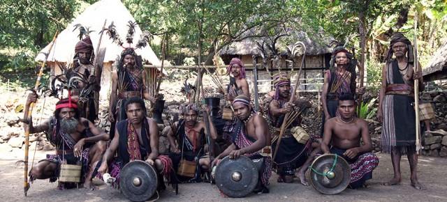 Desa Tradisional Takpala, Contoh Kesetiaan Terhadap Alam dan Tradisi