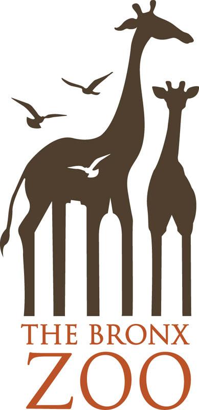 simbol tersembunyi dalam logo the bronx zoo