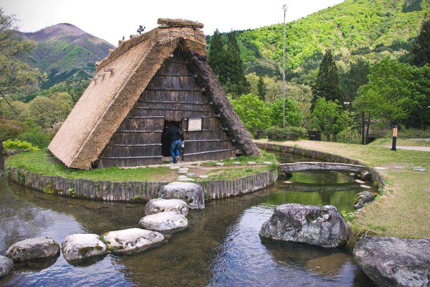 ogimachi rumah tradisional jepang 7
