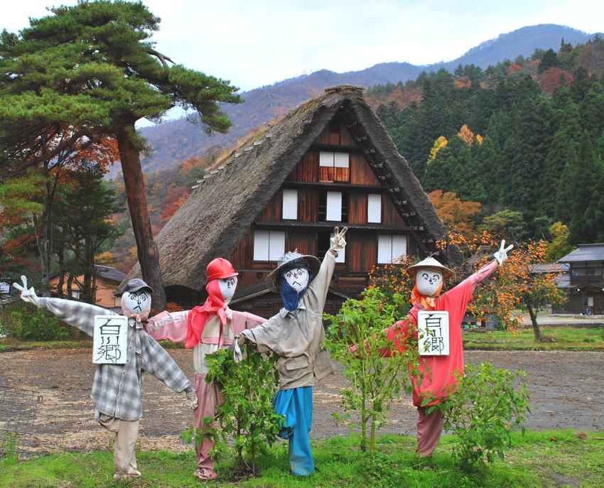 ogimachi rumah tradisional jepang 11