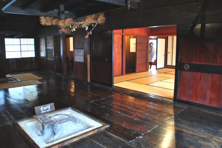 ogimachi rumah tradisional jepang 12