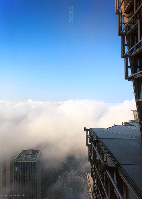 gedung pencakar langit shanghai 10