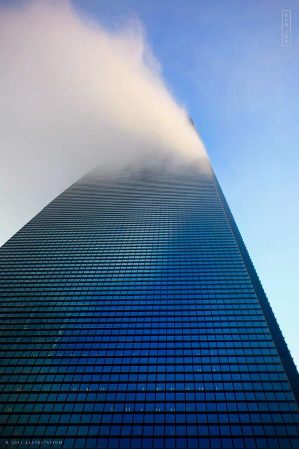 gedung pencakar langit shanghai 9
