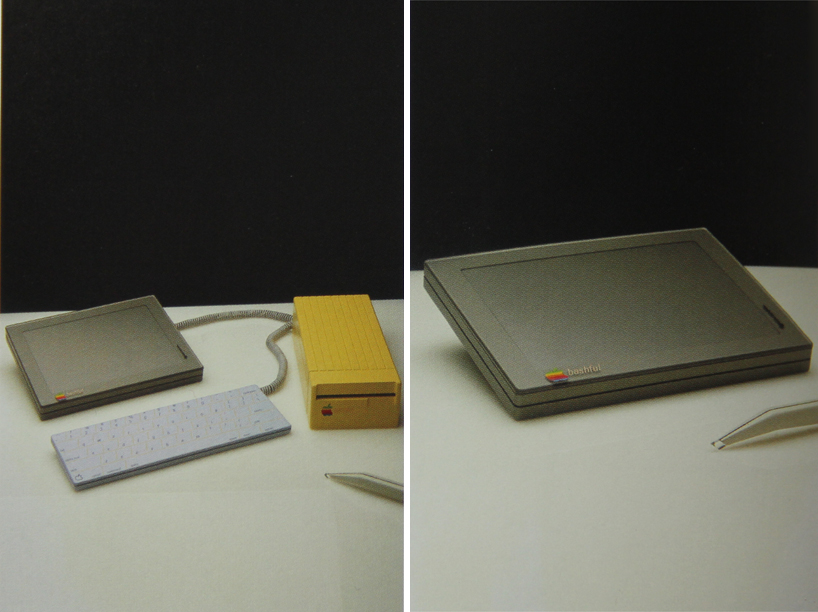 desain awal apple 2