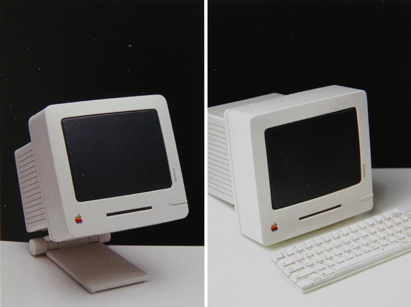 desain awal apple 4