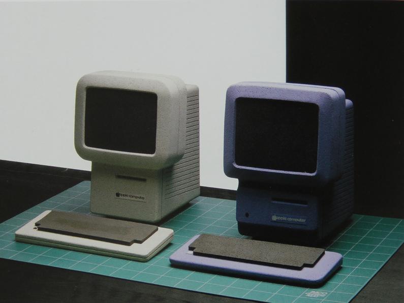 desain awal apple 6