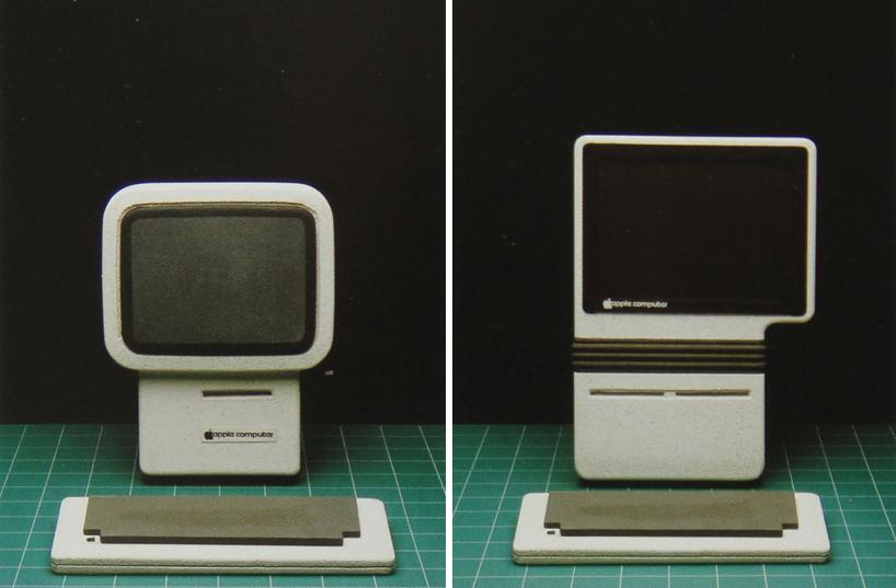 desain awal apple 7