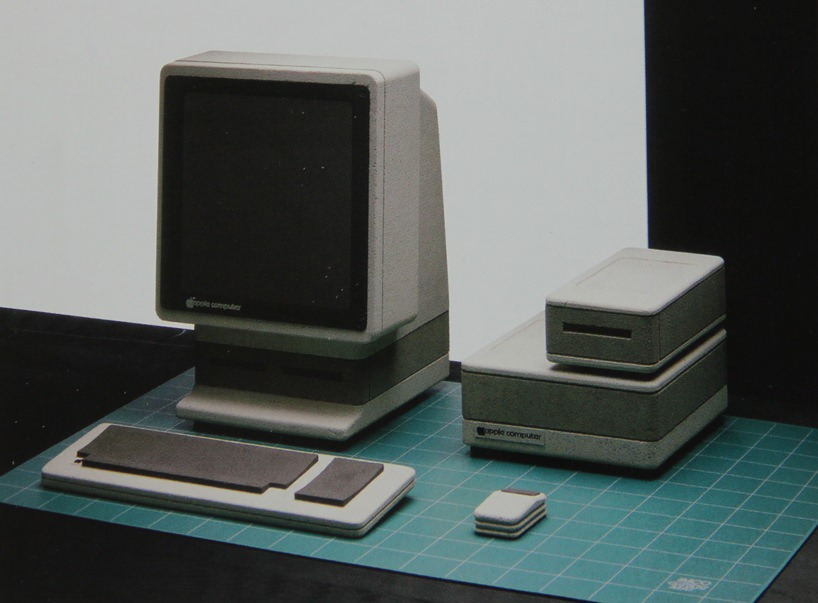 desain awal apple 9