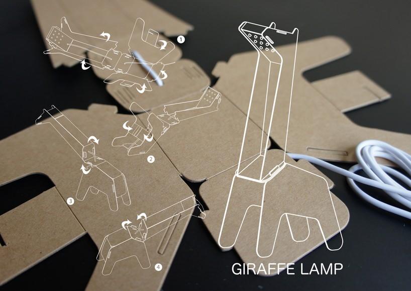 produk kreatif dengan kertas karton daur ulang eduardo alesi